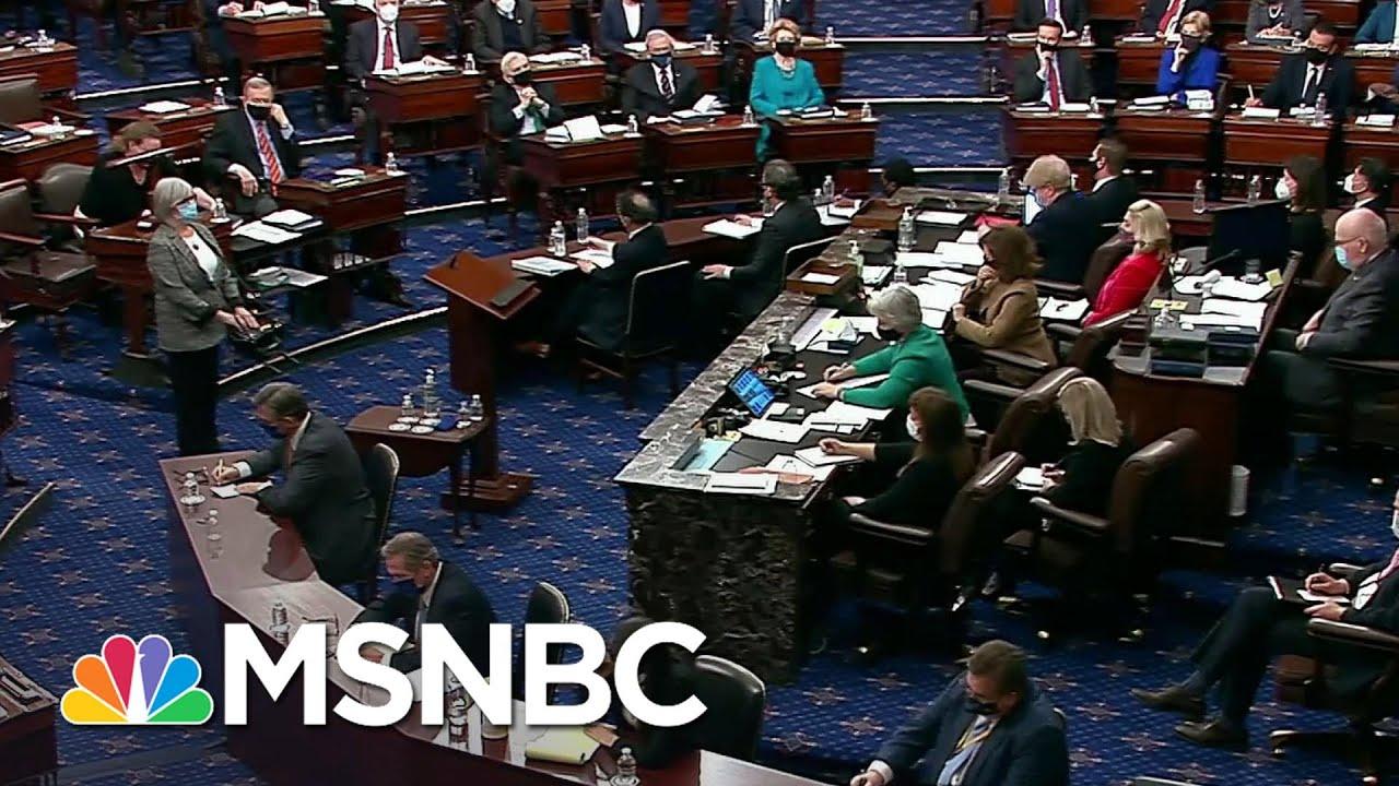 Fmr. GOP Lawmakers: Congress Must Invoke 14th Amendment To Stop Trump | The Last Word | MSNBC 7