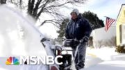 Texas Bearing Burden Of Failure To Heed Cold Weather Lesson Ten Years Ago | Rachel Maddow | MSNBC 4