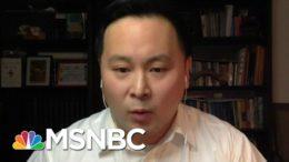 'I Had No Choice' But To Speak Up, Says NY Assemblyman | Morning Joe | MSNBC 8