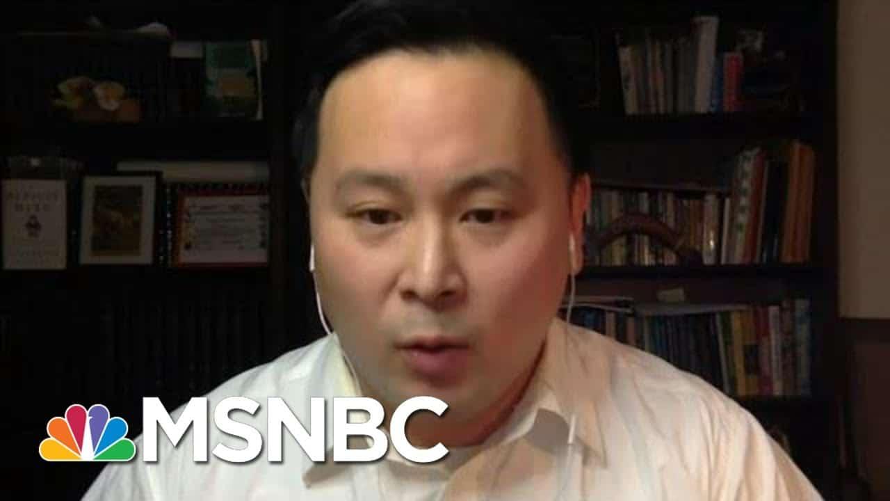 'I Had No Choice' But To Speak Up, Says NY Assemblyman | Morning Joe | MSNBC 1