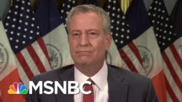 De Blasio: NYC Doesn't Have Enough Doses Of The Vaccine | Morning Joe | MSNBC 8