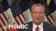 'The Bullying Is Nothing New,' De Blasio Says Of Cuomo | Morning Joe | MSNBC 5