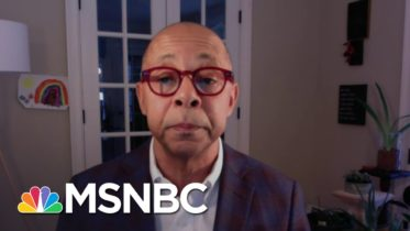Dr. Jeff Gardere Says 'The World Is Upside Down,' Especially For Children | Deadline | MSNBC 6