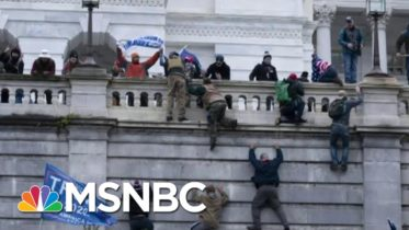 The Link From MAGA Riot To White Supremacy In U.S. Policing | The Beat With Ari Melber | MSNBC 6