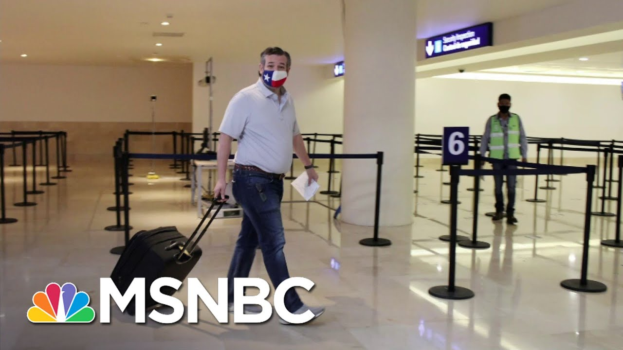 Chris Hayes To Ted Cruz: Governance Is Not Just 'Performative Trolling' | All In | MSNBC 6