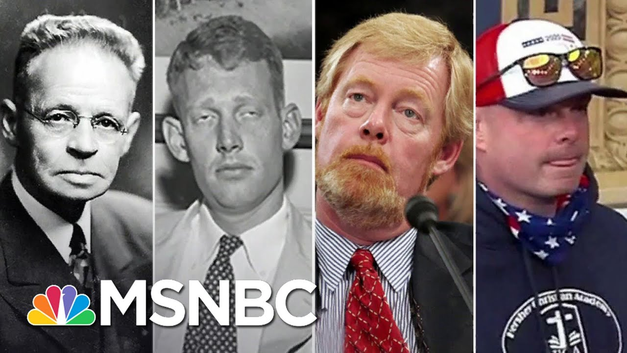 How One Conservative Clan Got To The Capitol   All In   MSNBC 6