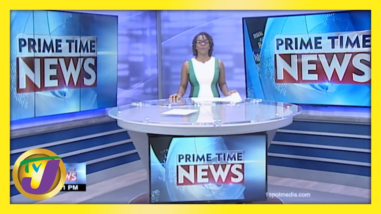 TVJ News: Jamaica News Headlines - February 16 2021 1