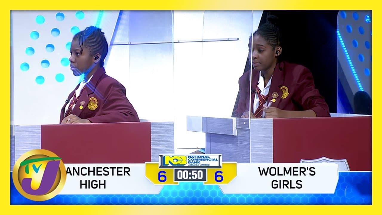 Manchester High vs Wolmer's Girls: TVJ SCQ 2021 - February 16 2021 1