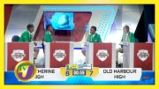St. Catherine High vs Old Harbour High: TVJ SCQ 2021 - February 17 2021 5