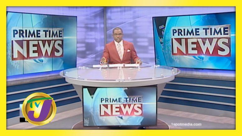 TVJ News: Jamaica News Headlines - February 17 2021 1