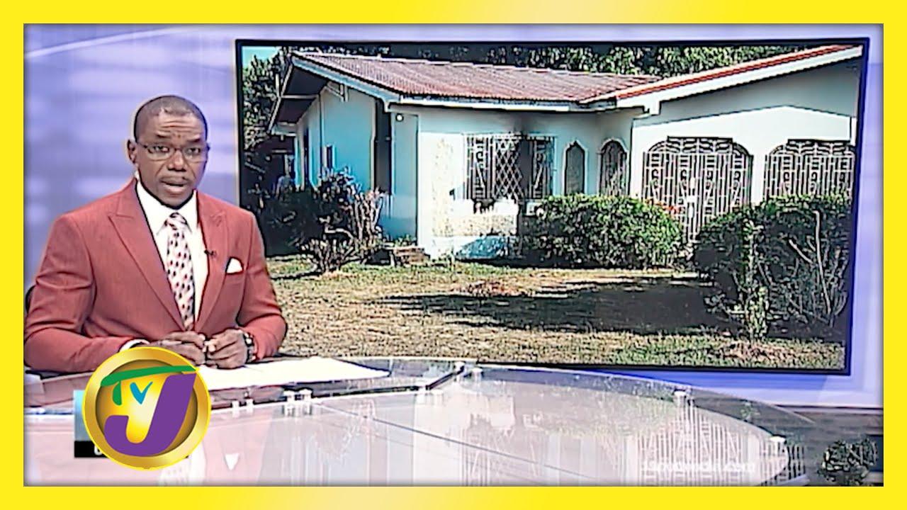 Vicious Attack on Senior Citizen in Clarendon Jamaica - February 17 2021 1