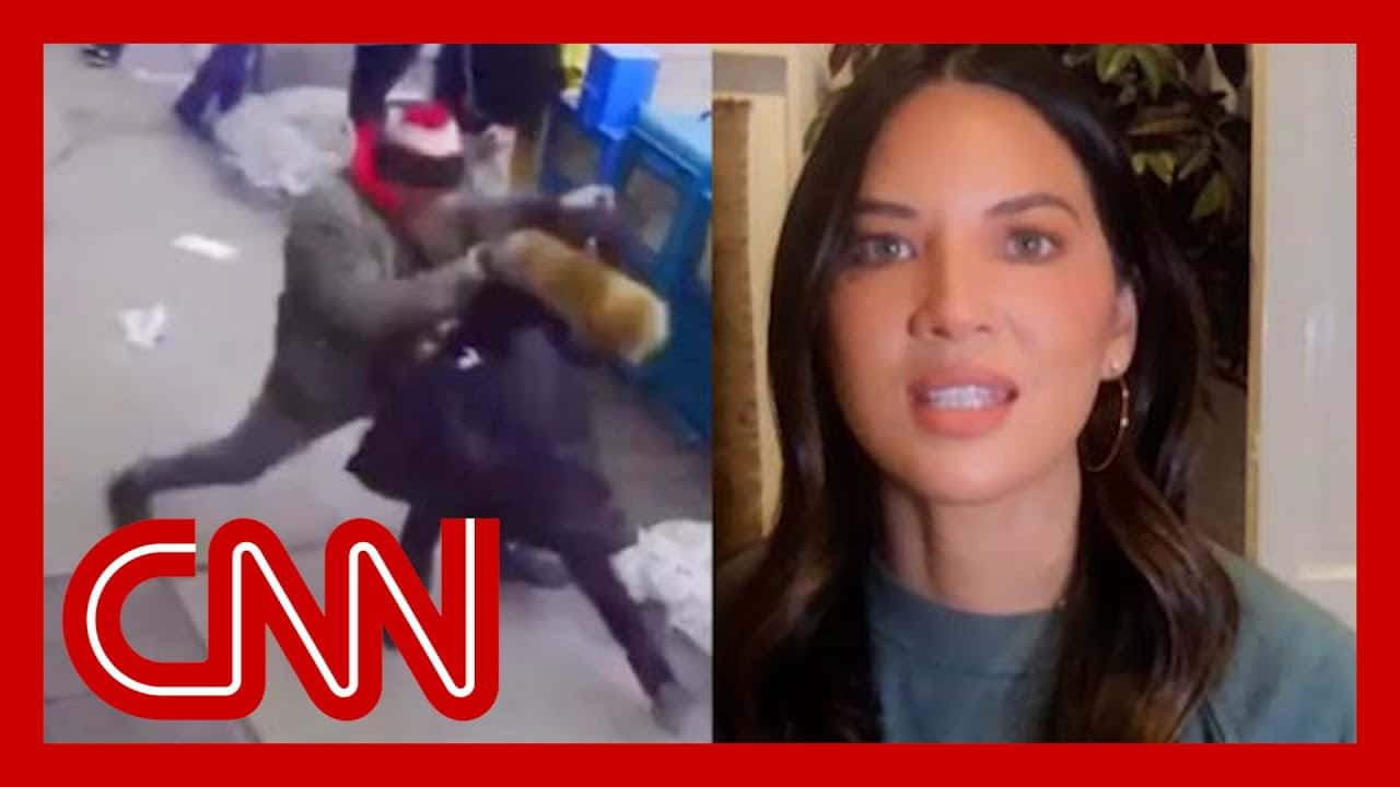 Olivia Munn helps police catch suspect after shocking attack 1