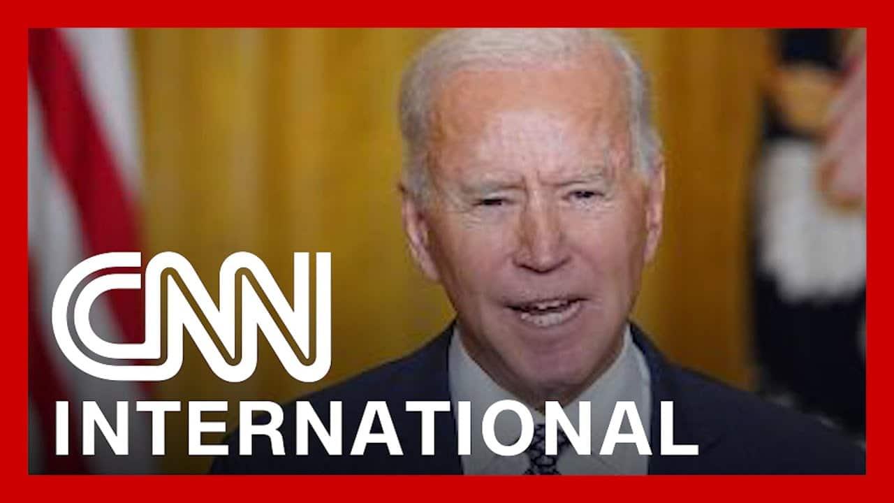 Biden breaks with Trump, affirms transatlantic ties 1