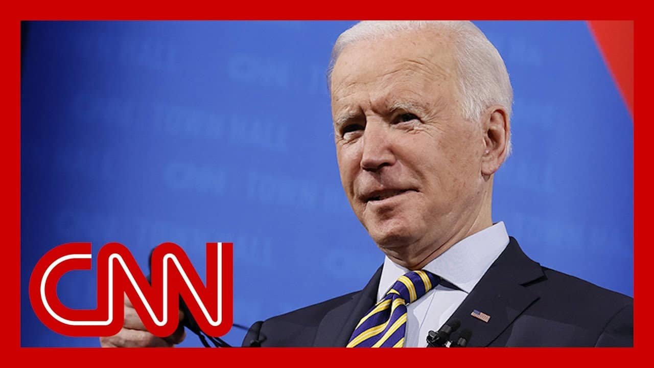 Biden used 3 key stats to make a point. They weren't true 1