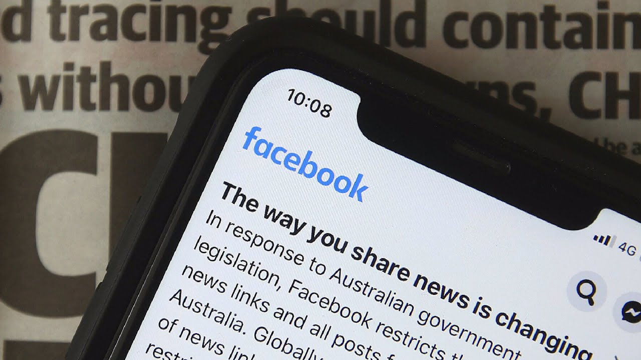 Facebook blocks Australian users from sharing all news stories | Could Canada be next? 2