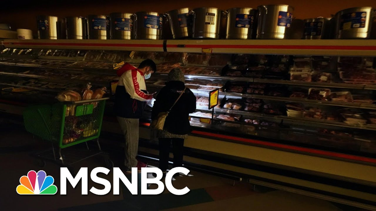 Cruz Criticized For Mexico Trip As Texans Freeze In The Dark   The 11th Hour   MSNBC 8