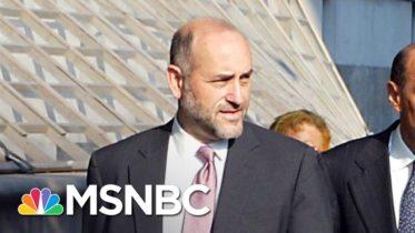 NYC Prosecutor Hires On Heavy-Hitting Attorney To Trump Case | Rachel Maddow | MSNBC 10