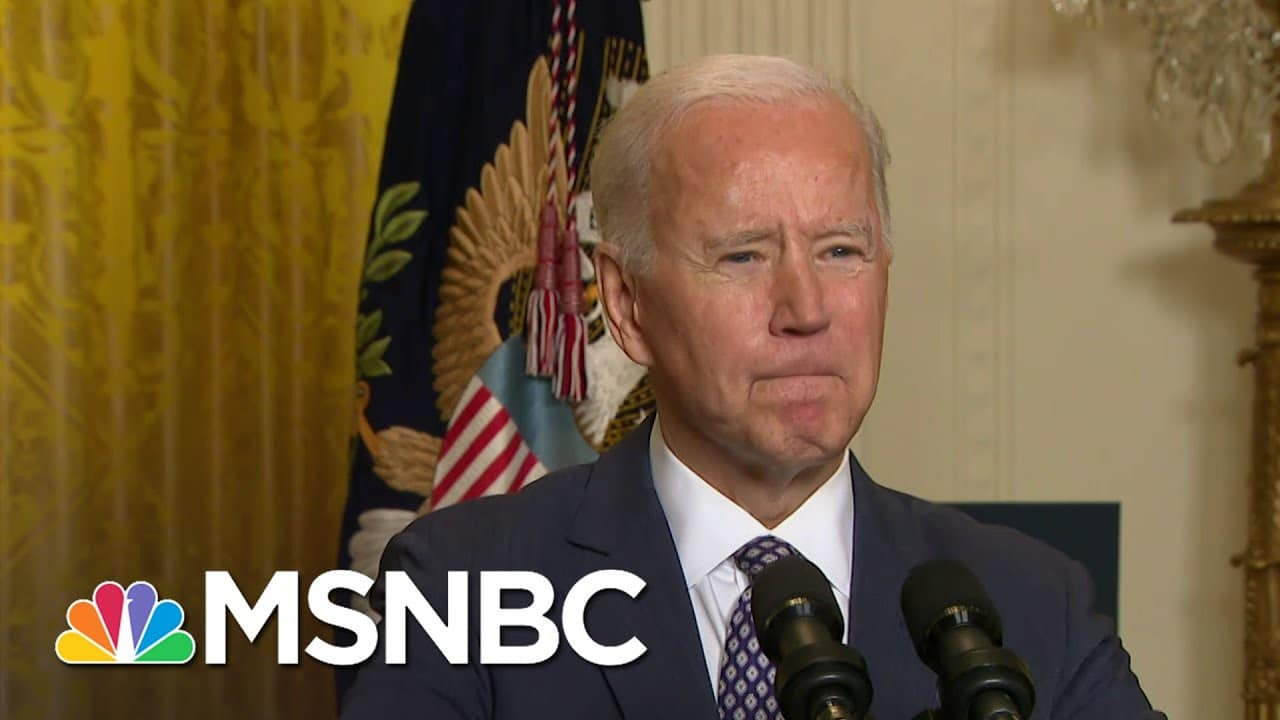 Fmr. Foreign Policy Officials On Biden's Agenda | Andrea Mitchell | MSNBC 6