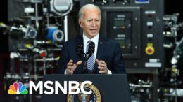'The Vaccines Are Safe': Biden Urges Americans To Get Covid Vaccine As Soon As They Can | MSNBC 6