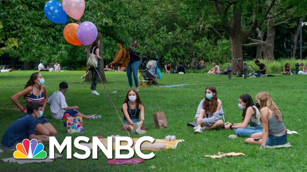 Covid Optimism: Could This Summer Be…Normal?   All In   MSNBC 1