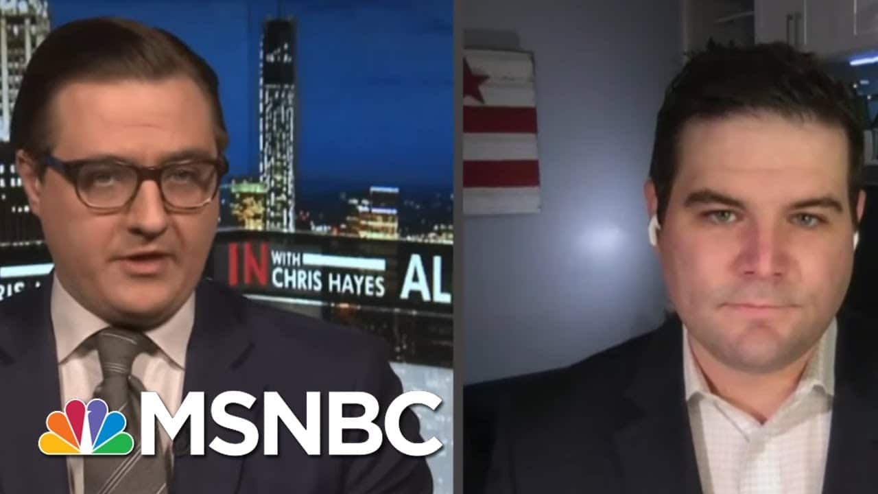 Nine Members Of Oath Keepers Charged With Conspiracy For Capitol Insurrection   All In   MSNBC 5