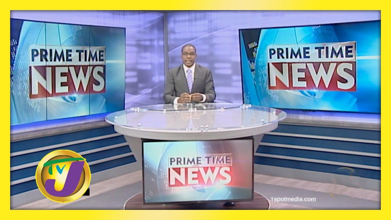 TVJ News: Jamaica News Headlines - February 18 2021 1