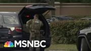 Multiple Federal Agents Shot By Suspect While Serving Warrant At FL Home | Stephanie Ruhle | MSNBC 4