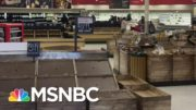 Texas Grocery Stores, Food Banks Struggle With Supply Shortage | The Last Word | MSNBC 4