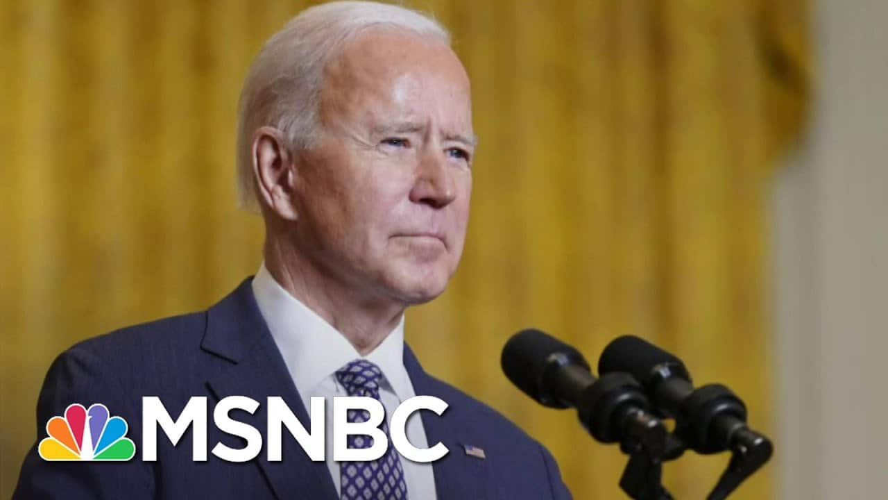 Biden Tells Allies 'America Is Back' In First Global Speech | The 11th Hour | MSNBC 1