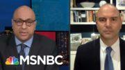 Biden Works To Restore U.S. Credibility On World Stage   Rachel Maddow   MSNBC 4