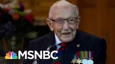 Captain Sir Tom Moore, British Veteran Who Raised Millions For Medical Workers, Dies At 100 | MSNBC 6