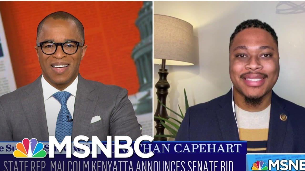 PA State Rep. Kenyatta Could Make History As First Opengly Gay Male U.S. senator | MSNBC 8