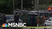 2 FBI Agents Killed, 3 Injured Serving Warrant In Florida | Craig Melvin | MSNBC 5