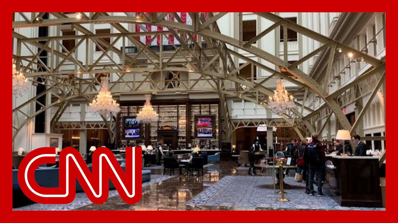 See what has happened to Trump's DC hotel after his loss 1