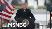Trump Legal Team Calls On Senate To Dismiss Impeachment Trial | Andrea Mitchell | MSNBC 4