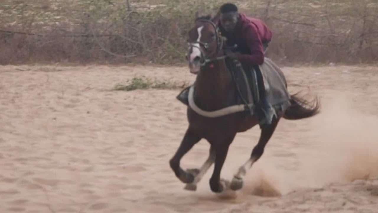 Senegalese teen dreams of being world's top jockey 1