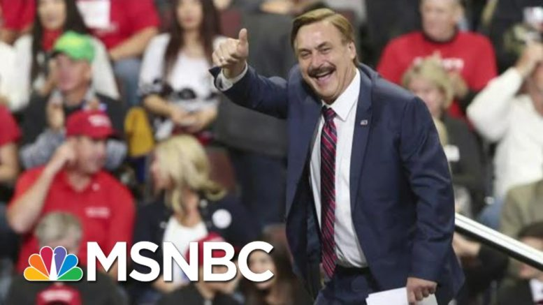 Dominion Sues MyPillow CEO Over Election Claims | Morning Joe | MSNBC 1