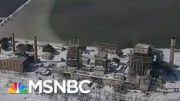 Texans Face Thousands Of Dollars In Energy Bills After Deep Freeze | MTP Daily | MSNBC 4