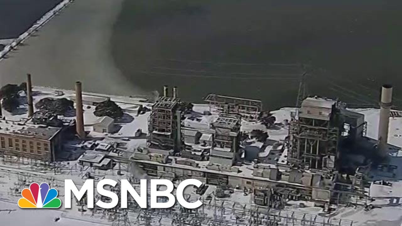 Texans Face Thousands Of Dollars In Energy Bills After Deep Freeze | MTP Daily | MSNBC 5
