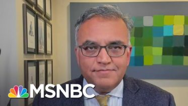 Why Dr. Jha Is Very Hopeful About March | Deadline | MSNBC 6