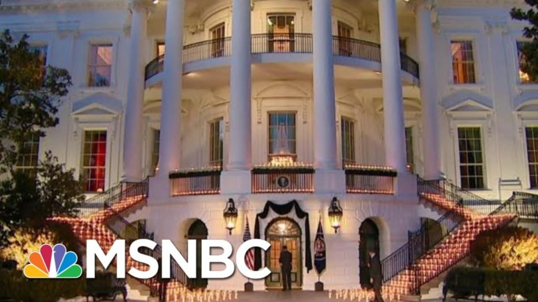 President Biden Addresses Nation As Covid-19 Toll Exceeds 500,000   The Beat With Ari Melber   MSNBC 1