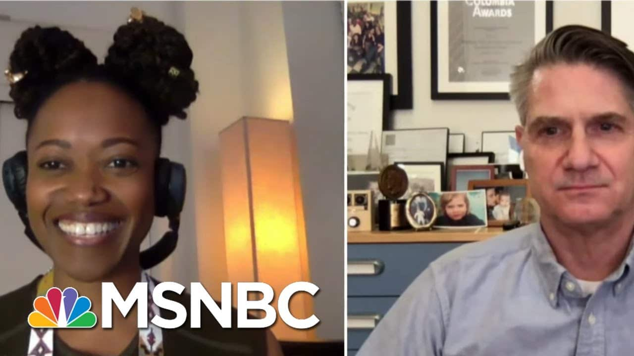 New Podcast Explores Reparations For Black Americans | The ReidOut | MSNBC 1