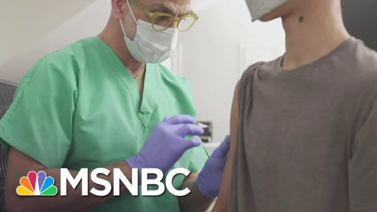 Epidemiologist: We Need More Covid Optimism | All In | MSNBC 1