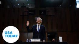 Attorney general nominee Merrick Garland Senate confirmation hearing | USA TODAY 6