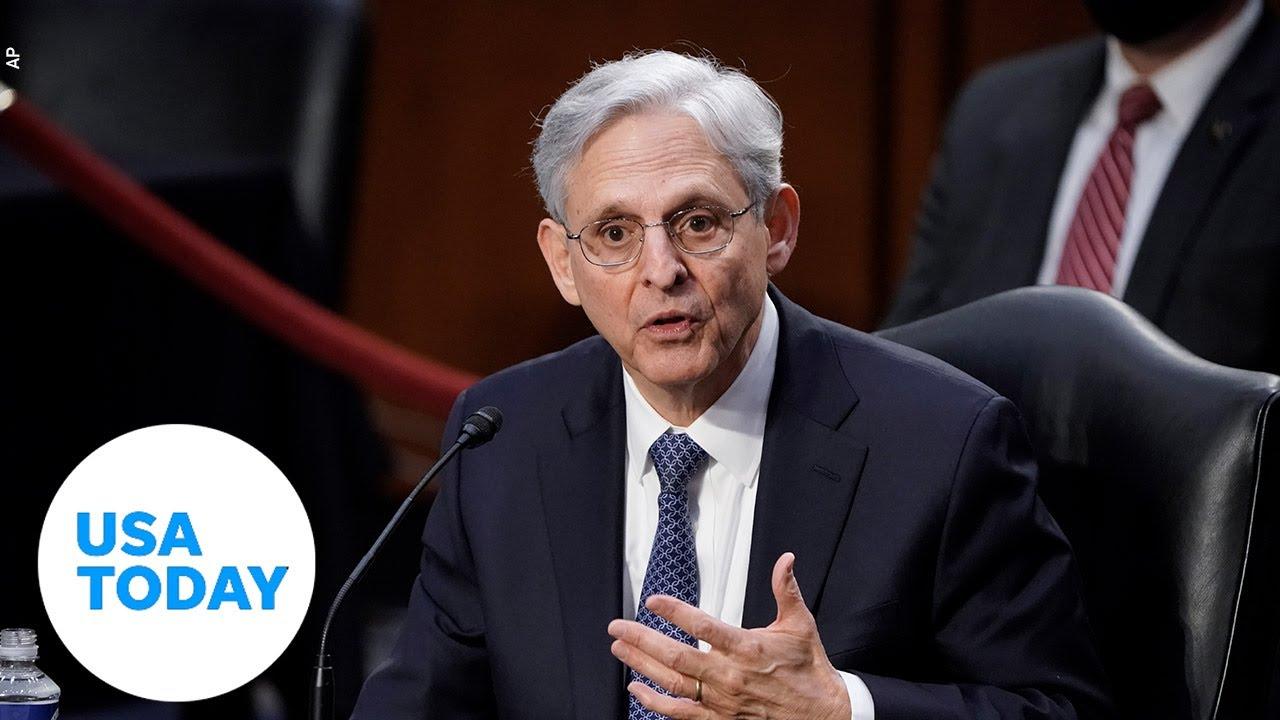 Attorney General nominee Merrick Garland's Senate confirmation hearing   USA TODAY 1