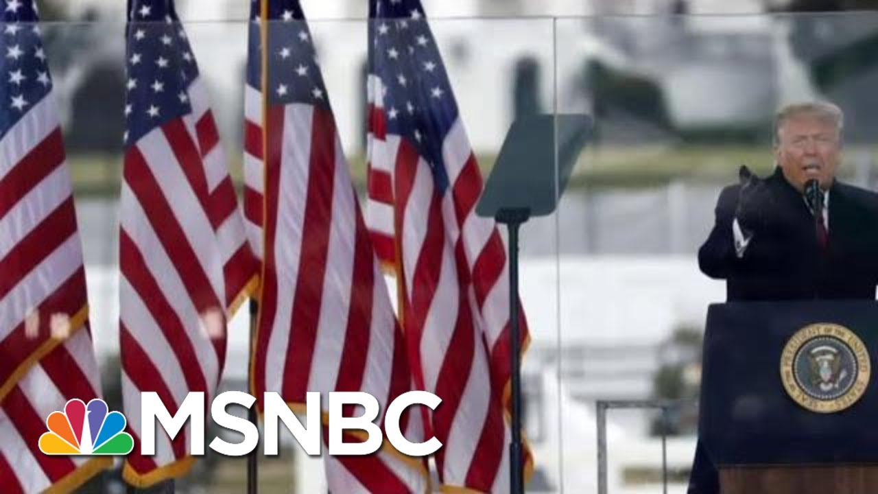 House Impeachment Managers, Trump Legal Team Lay Out Case | MTP Daily | MSNBC 1