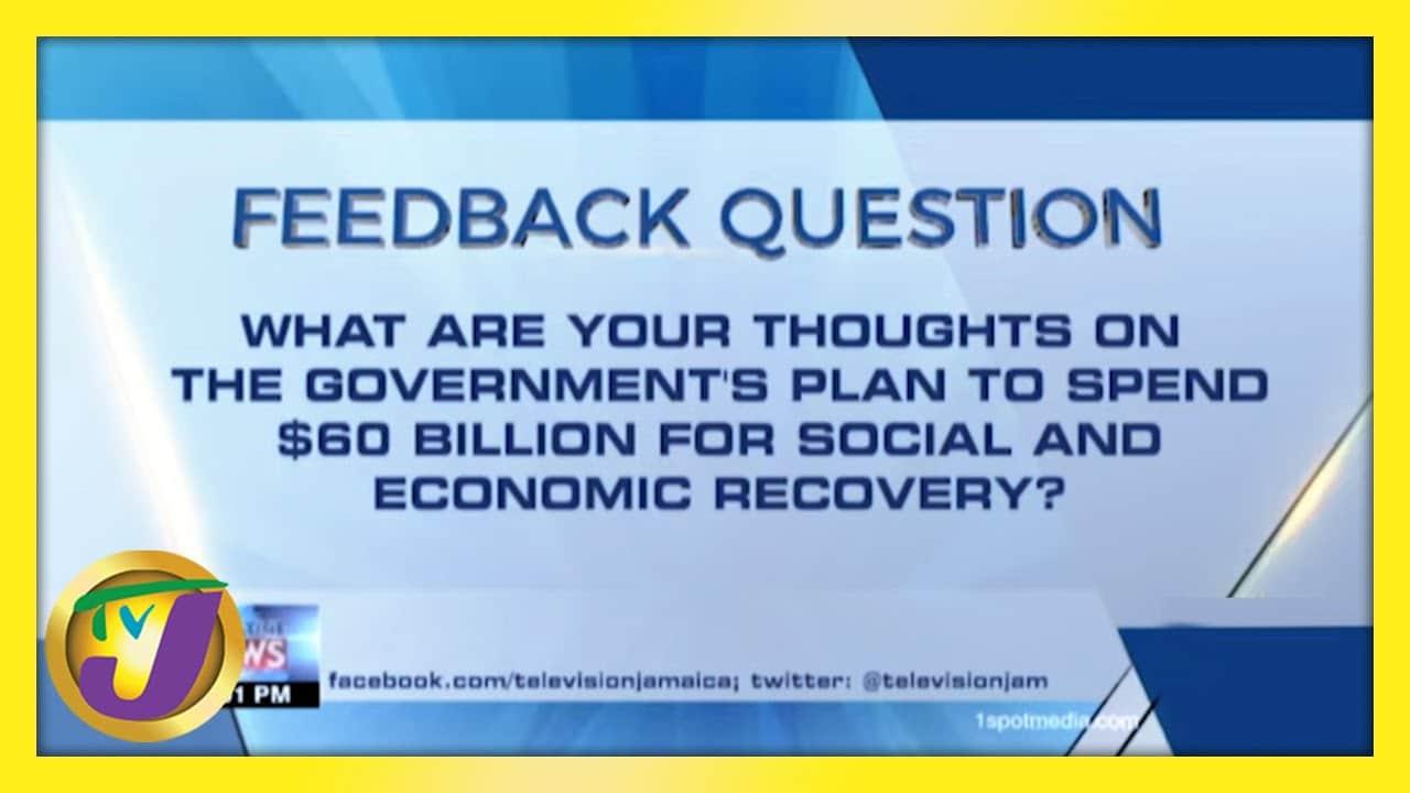 TVJ News: Feedback Question - February 19 2021 1
