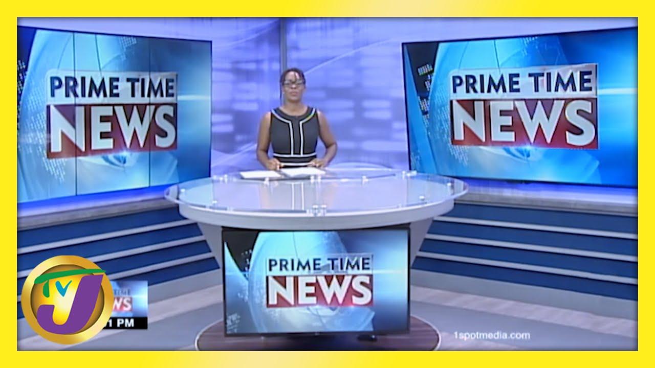 TVJ News: Jamaica News Headlines - February 19 2021 1