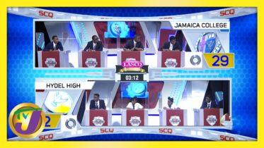 Jamaica College vs Hydel High: TVJ SCQ 2021 - February 19 2021 6