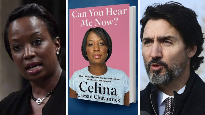 Caesar-Chavannes discusses rocky relationship with Prime Minister Trudeau in new book 1